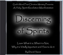 Discerning of Spirits Audio CD