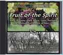 Fruit of the Spirit Vs. Works of the Flesh Audio CD
