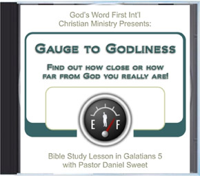 Gauge to Godliness Audio CD
