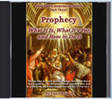 The Manifestation of Prophecy Audio CD